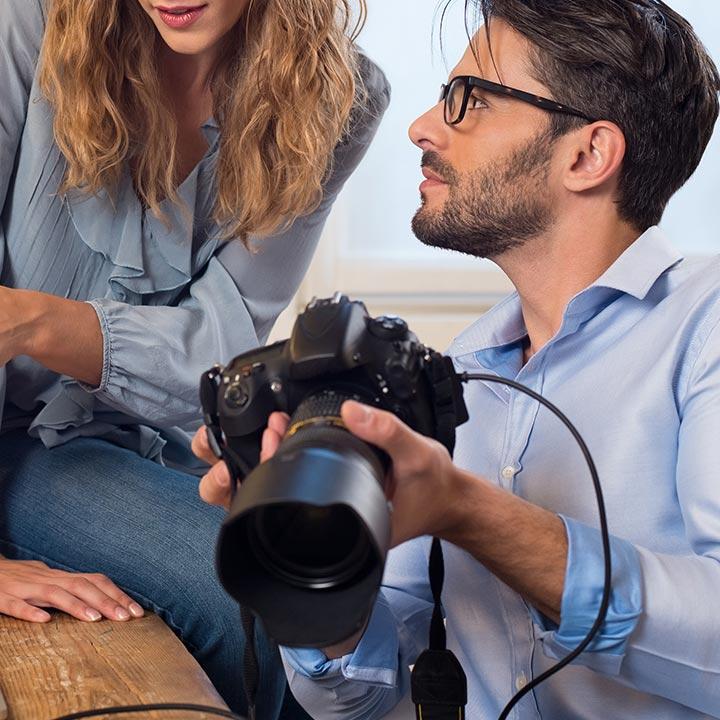 フリーランスカメラマン